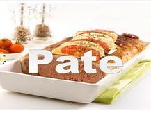 Paté, Delicatesse ( basis )
